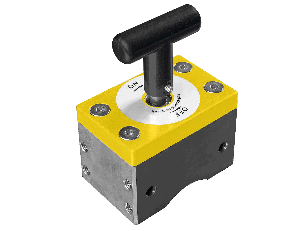 Magsquare welding clamping magnet