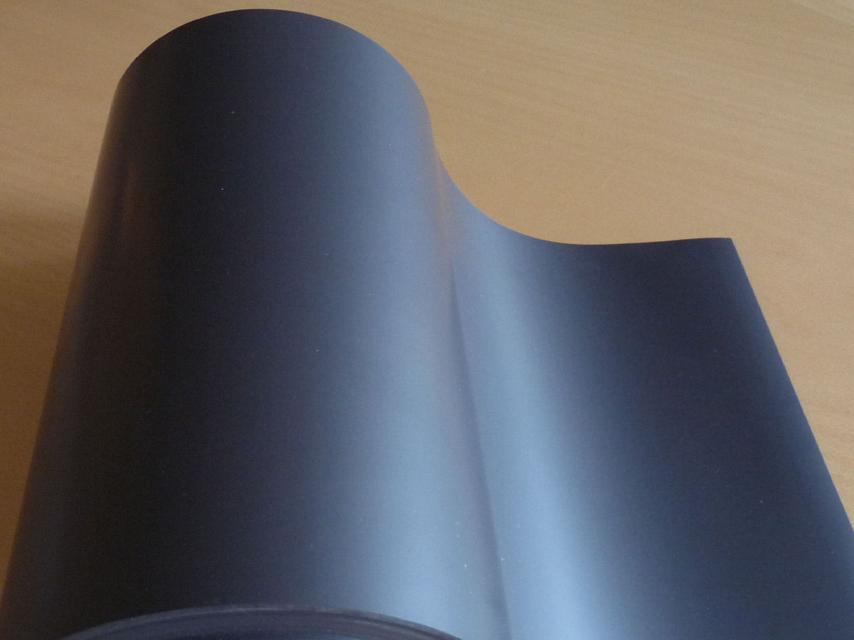 strong plain material magnetic sheet
