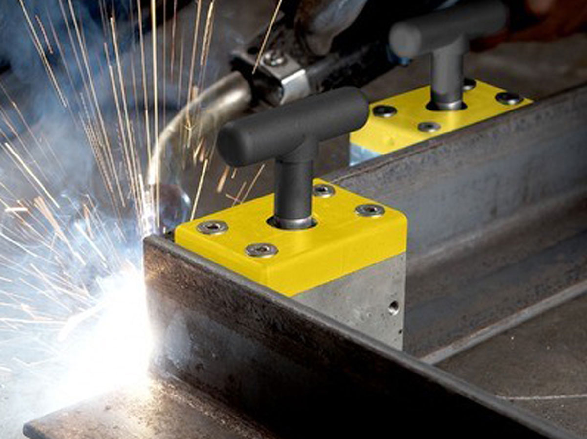 Switchable welding magnet Magsquare