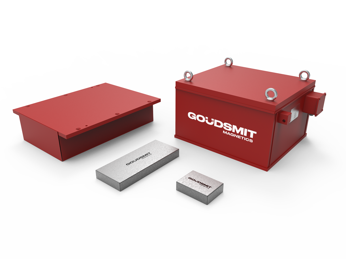 Suspended magnets | Goudsmit Magnetics
